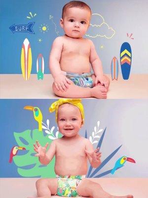 【4️⃣號現貨】 The Honest 環保 有機 無毒 嬰兒 尿布