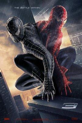 蜘蛛人3-Spider-Man 3(2007)(陶比·麥奎爾)原版電影海報