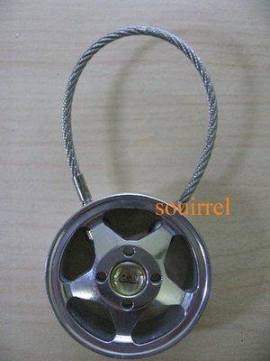 ABT 鋁圈造型鑰匙圈 VW/AUDI