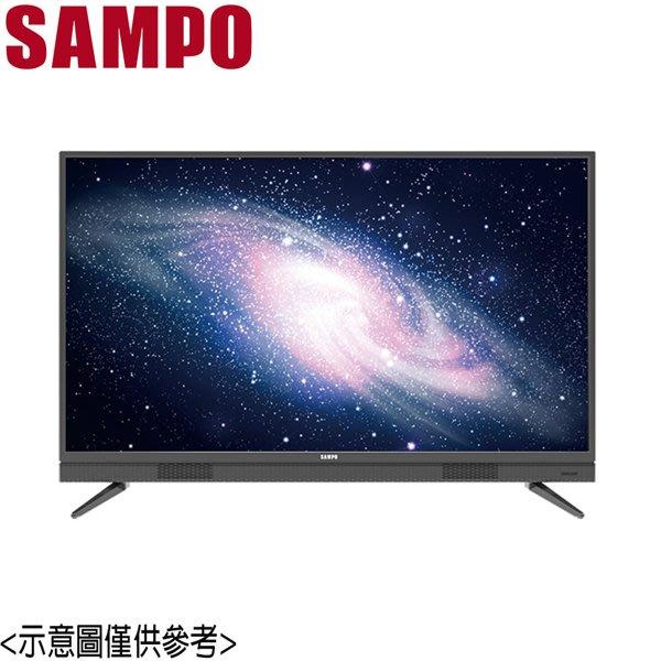 *~新家電錧~*【SAMPO聲寶 】40吋 超質美LED 低藍光顯示器 【實體店面】