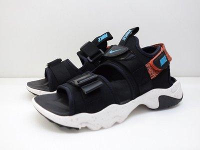 =小綿羊= NIKE CANYON SANDAL 黑 CI8797 007 男生 涼鞋 運動涼鞋 ACG