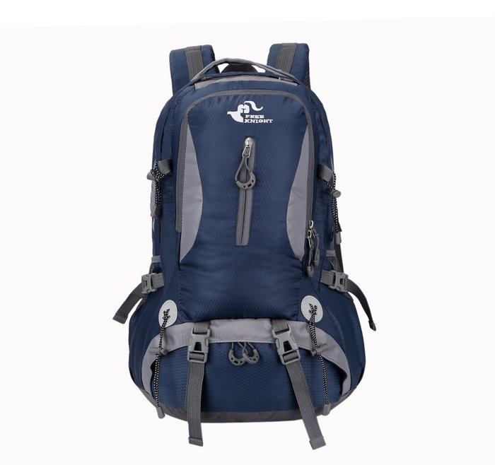 FK0398BU雨翼戶外背包/登山包藍色40L