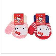 萌貓小店 日本直送-日本Hello kitty幼童手襪キティトドラーミトン