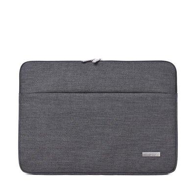 手拿包帆布電腦包-防潑水防刮防震休閒男女包包2色73vy6[獨家進口][米蘭精品]