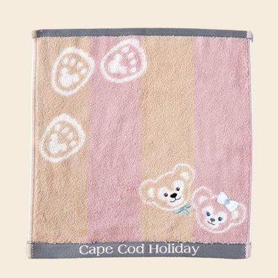 沙灘渡假系列 小毛巾 約35×33cm 日本東京海洋迪士尼園區限定款
