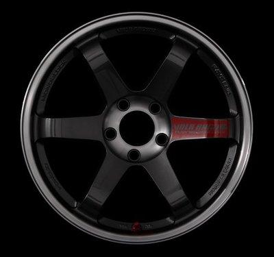 日本 Volk Racing Rays 鍛造 鋁圈 TE37 SL 墨黑 17吋 18吋 19吋 100 114 五孔