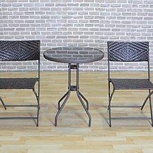 【全台傢俱批發】JK-19 熱銷 休閒桌椅組 (1桌2椅) 傢俱工廠特賣
