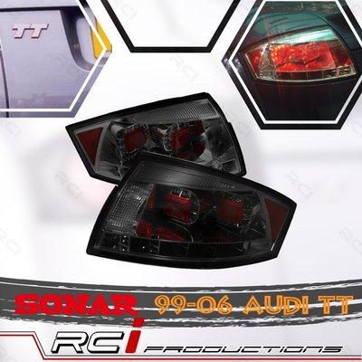 RC HID LED專賣店 奧迪 AUDI TT MK1 99-05  外銷精品 台灣 SONAR製 LED尾燈