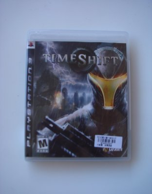 PS3 時空悍將 英文版 TIME SHIFT