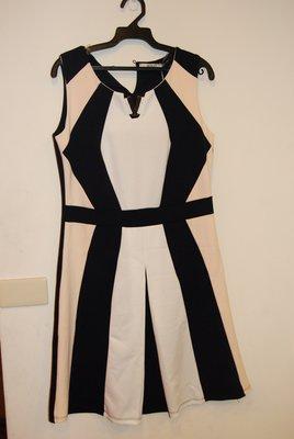 日本專櫃 全新基本款造型洋裝上衣  F  size