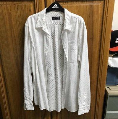 日本 Beams Japan 彩色點點襯衫 polka dot size:L