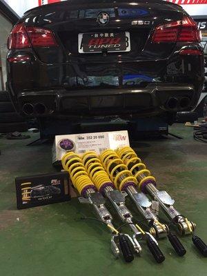 【歐美輪胎】KW避震器 V1V2V3特價 BMW F11 E63 E64 F12 E38 E65 F01 各車型皆可詢問