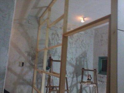 木工/裝潢/室內設計/矽酸鈣板天花板防火板每坪2100元隔間2600元含施工