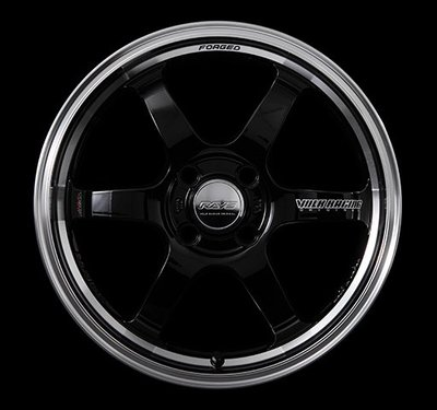 日本 Volk Racing Rays 鍛造 鋁圈 TE37 KCR 深黑 15吋 16吋 100 四孔 4/100