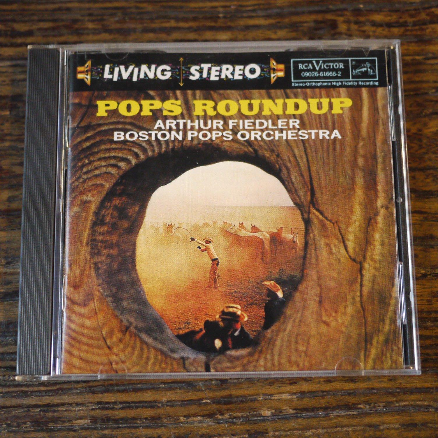【午後書房】Pops Roundup│費德勒 指揮費城大眾管弦│[RCA] (CH) 171209-12 D7