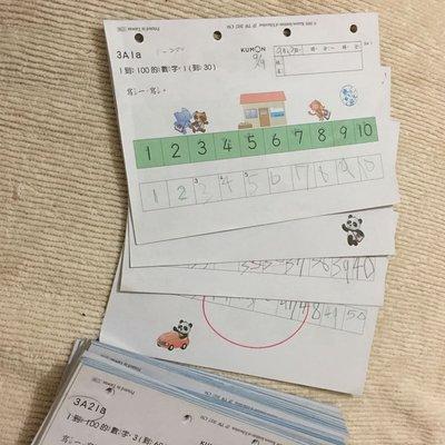 功文數學二手3A教材 2018年3A可面交