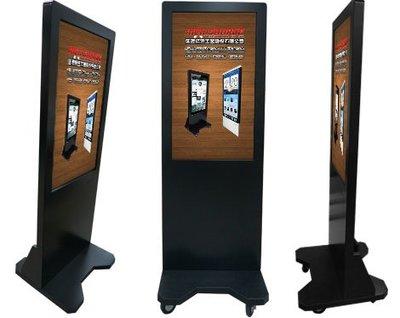 @米傑企業@直立式觸控廣告機Persona 觸控互動海報機55吋直立電子數位看板/ 導覽機/ 查詢機/ 電子海報/ 廣告看板 台北市