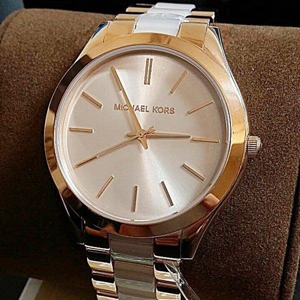 【USAFree】【Michael Kors】美國正品►代購 MK4294 愛蜜喜歡的簡單異材質MK錶