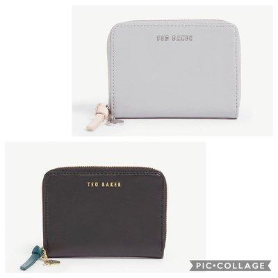 (兩色)(下標前請先詢問)(預購7天寄出)英國TED BAKER leather purse 2019年新款零錢包