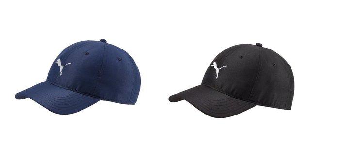 藍鯨高爾夫 PUMA  高爾夫球帽 #021431(藍,黑)