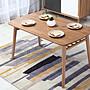 【J.Simple 北歐】雙層款餐桌 丹麥設計 橡木...