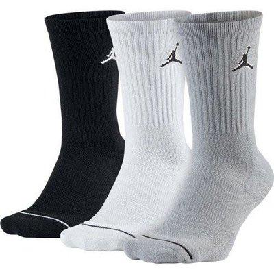 [飛董] NIKE JORDAN EVERYDAY 藍球襪 長襪 SX5545-019 黑 白 灰  三雙一組