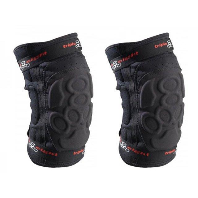 Triple 8(滑板/ BMX/ MTB/ 滑雪) - EXOSKIN Elbow職業級軟式護肘 - LTS現貨