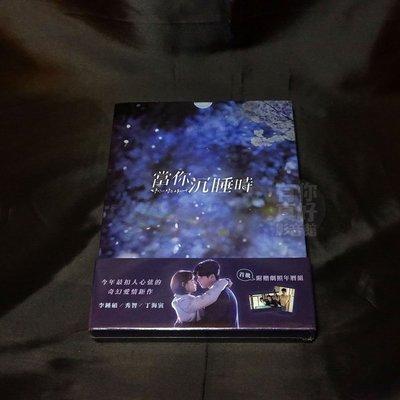 熱門韓劇《當你沉睡時》DVD 李鍾碩 裴秀智 丁海寅  (首批限量附贈劇照年曆組)