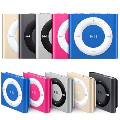 隨身聽蘋果ipod shuffle 8代2G MP3隨身聽健身運動學生播放器幫下歌
