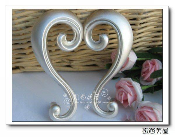 凱西美屋 新古典古銀拉手 浪漫優雅歐式把手 衣櫃手把  LS30
