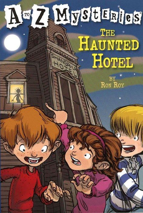 *小貝比的家*THE HAUNTED HOTEL #H/平裝/7~12歲