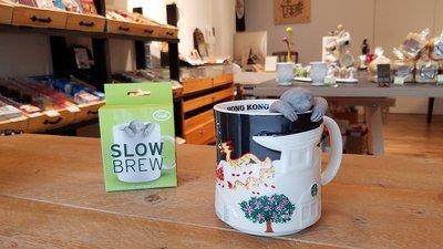 美國Fred & Friends樹懶造型濾茶器(Slow Brew - Tea Infuser)