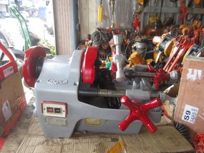 (中古電動專家)中古/二手 2吋 車牙機- REX -N50AⅢ -日本外匯機