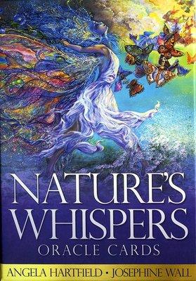 [牌的世界] 原版現貨 大自然絮語神諭卡Nature's Whispers Oracle Cards(NWO50)