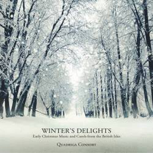 冬日歡趣 Winter`s Delights/瓜德里加合奏團Quadriga Consort---88875075722
