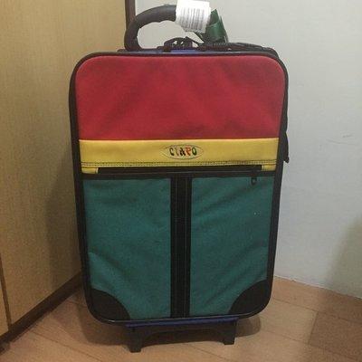 2輪登機行李箱 Trolley