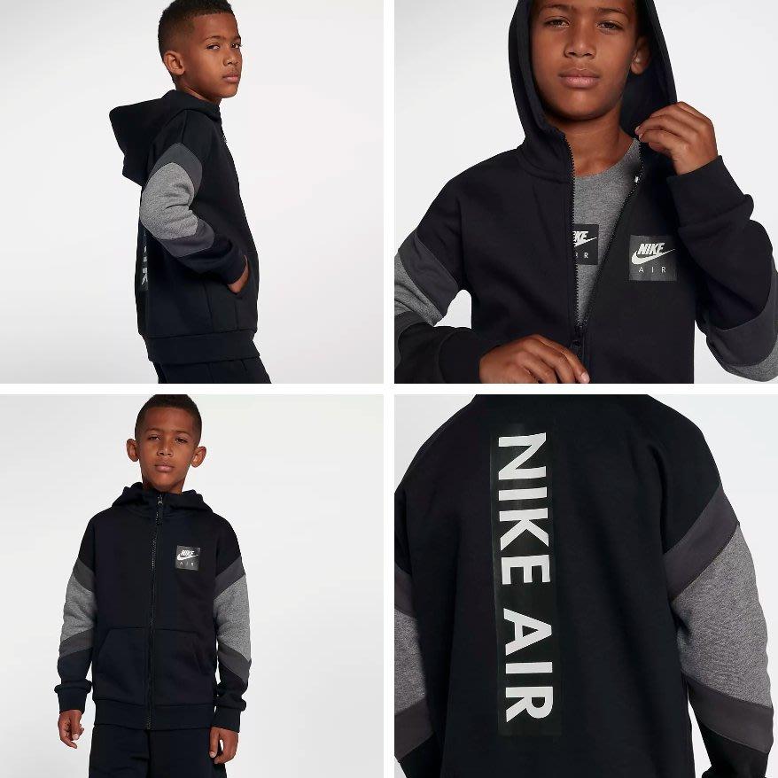 Nike Air 939635-073 939635-010 拉鍊連帽上衣 兩色