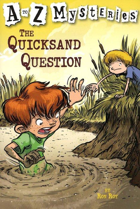 *小貝比的家*THE QUICKSAND QUESTION #Q/平裝/7~12歲