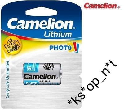 {MPower} 德國名廠 Camelion CR2 3V 鋰電池 Lithium Battery ( 適合相機, 電筒 ) - 原裝行貨