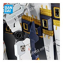 BANDAI 萬代 RG 1/144 RX-93 VGundam 板噴金屬色骨架 (原盒未組裝 RX93) *歡迎機動戰士高達、模型代工板噴