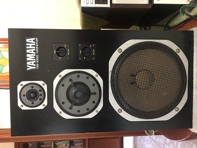 yamaha ns-1000m一對喇叭