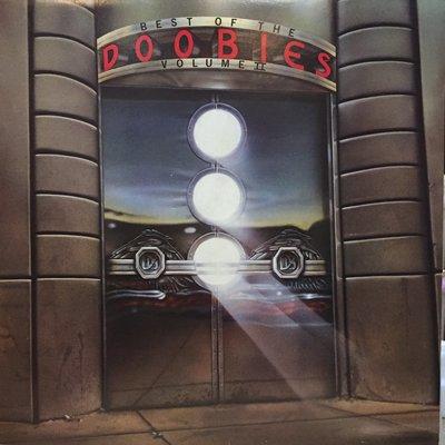 §小宋唱片§ 日版/The Doobie Brothers – Best Of The Doobies /二手西洋黑膠