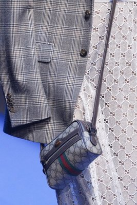 Gucci 517350 Ophidia GG Supreme mini bag 小型斜背包