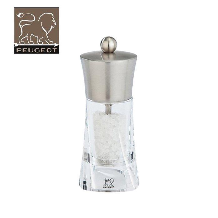 法國  Peugeot Ouessant 14cm  鹽研磨罐  研磨罐  香料罐 29043STD