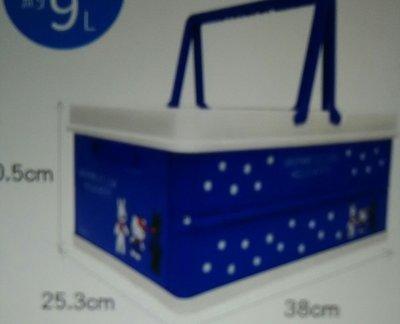 現貨7-11三麗鷗麗莎卡斯柏 Kitty 2019植得期待可堆疊摺疊收納提籃/可挑1款/另有賣拉拉熊悠閒生活