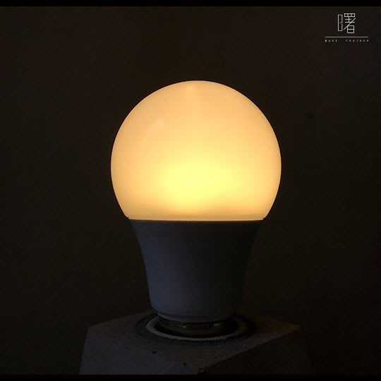 【曙muse】RA85 省電LED燈泡 球型燈泡 5W E27 Loft 工業風 餐廳 咖啡廳 民宿 房間佈置
