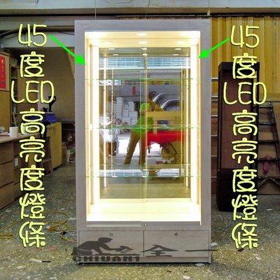公仔櫃 全一 LED公仔櫃、玻璃櫃、展...