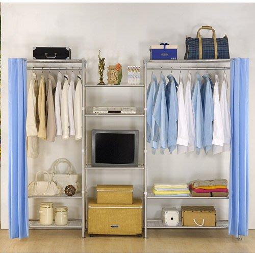 【中華批發網DIY家具】D-58-02-W3型60+60+90公分置物架---可升級成完全防塵置物架