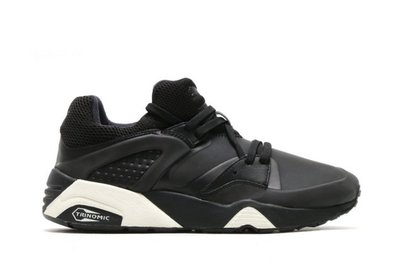 PUMA BLAZE OF GLORY EMBOSS BF BLACK friday 360238-01反光黑白武士忍者