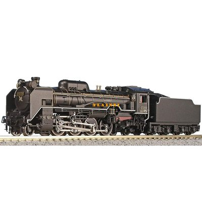 【PLAINNI】 N規 KATO 2016-8 D51 200 蒸汽車頭 (全新盒裝) 蒸氣火車 火車頭 蒸氣機關車 鐵道模型